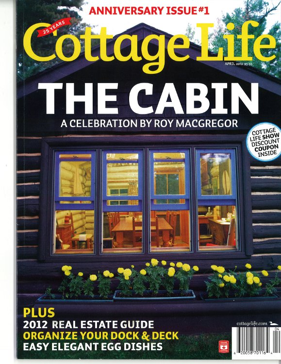 Cottage life magazine an offer for foca members foca Home and cottage magazine