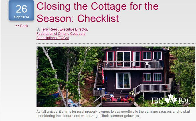 IBC guest blog Cottage Closing Sept26 2014