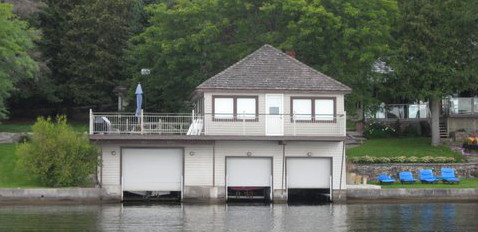 Boathouse example image