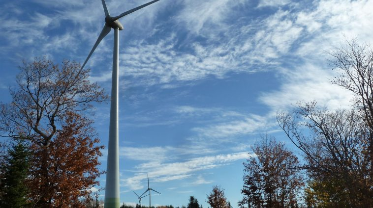 CANADIAN WIND ENERGY ASSOCIATION - New Richmond Wind Facility
