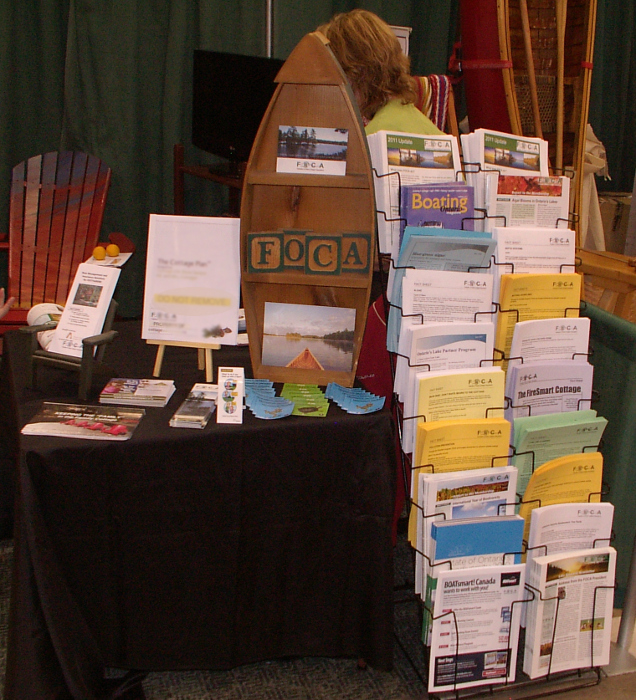 FOCA materials at Cottage Life show WEBRES