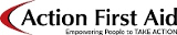 Action First Aid logo