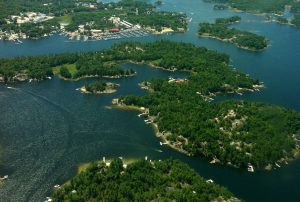Land Use in Cottage Country