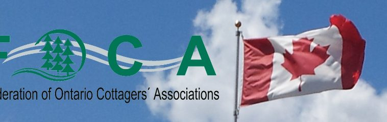 banner image of FOCA logo and the Canadian flag