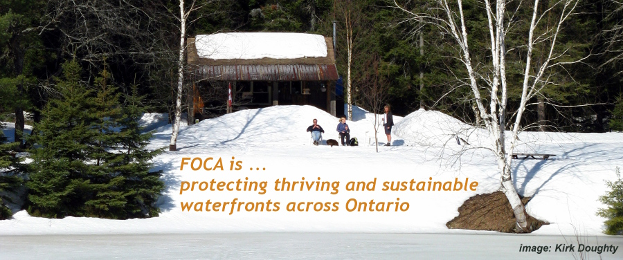 FOCA. Your lake. Your lifestyle. Your legacy.