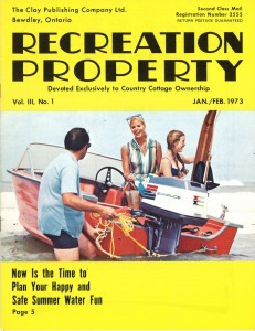 Recreational Property COVER Jan Feb 1973