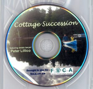 Cottage Succession DVD cover
