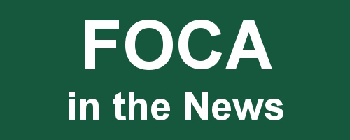 FOCA in the News