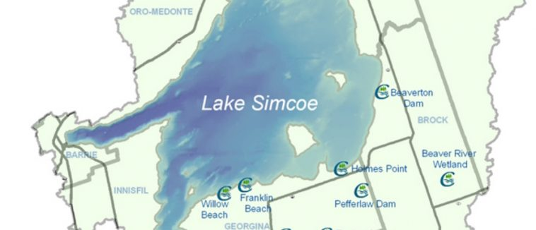 Lake Simcoe from LSRCA