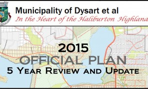 Official Plan Dysart