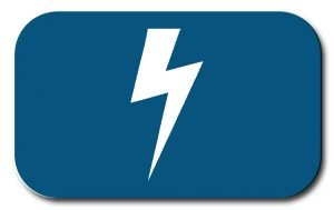 icon: lightning bolt