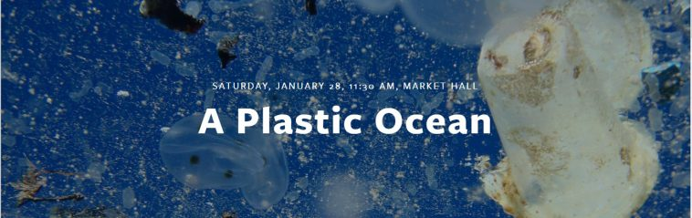 Banner for film A Plastic Ocean at ReFrame Film Fest